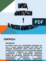 Proceso Administr a Tivo