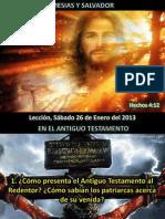 04 | Mesías y salvador