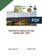 Reporte Final Museo Del Vino
