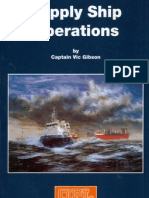 Gibson.supply.ship.Operations