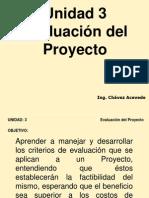 Administración de Proyectos U3