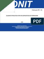 Manual de Dispositivos de Drenagem Do DNIT