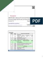 L6-TSP Sensing and Perception