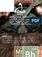 Mystery Ranch Backpacks 2013 Hunting Catalog