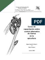 54687384 Curso Control Alternativo de Varroa en La Apicultura Impartido Por