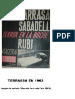 Terrassa en 1962