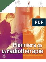 Pionniers de La Radiotherapie