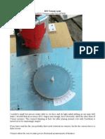 DIY Vernier scale