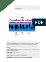 Prevencion Desde La Familia Fitapa Web
