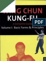 Wing Chun Kung Fu Volume