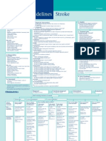 KNGF Guideline for Physical Therapy in Patients With Stroke Flowchart
