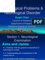 Neurological Problems & Neurological Disorder