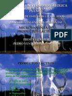 Microbiología de Productos Lácteos. F
