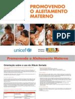 Album Seriado Aleitamento Materno