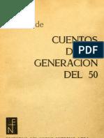 Enrique Lafourcade - Cuentos de la Generación del 50