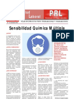 Sensibilidad Quimica Multiple