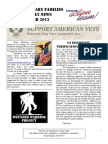 Vets & Military Families Monthly News Winter 2013-Grassroots Action Team