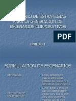 Seminario de Estrategias Parala Generacion e Escenarios Corporativos
