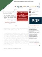 As recentes alterações na Lei das Sociedades Anônimas - Patrícia Freitas Borges - JurisWay.pdf
