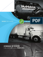 United Fuel Savers - Hydrogen Fuel Cell Manufacturer