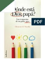 Donde Esta Dios Papa Clemente Ga Novella-1