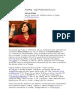 17-01-13 Aaron Swartz's Prosecutors Employ Outrageous Bullying Tactics as Standard Operating Procedure