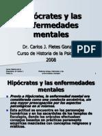 Hipócrates y las enfermedades mentales nuevo