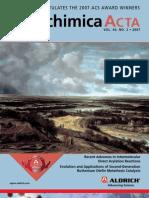 Direct Arylation and Applications of Ruthenium Olefin Metathesis Catalysts - Aldrichimica Acta Vol. 40 No. 2