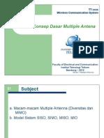 Modul 7_Multiple Antena - WCS_REVISI