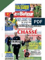 LE BUTEUR PDF du 12/02/2009
