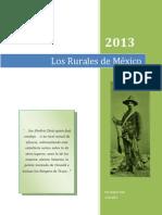 Los rurales de México por Jorge H Elias