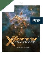 XTERRA Conspiracy - Chapter 1