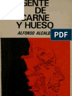 Alfonso Alcalde - Gente de Carne y Hueso
