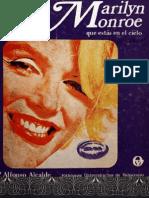 Alfonso Alcalde - Marilyn Monroe que Estás en el Cielo