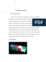 Aplikasi Teori Graf dalam Four Cubes