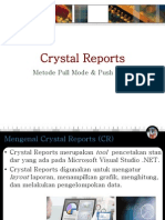 8. Crystal Report