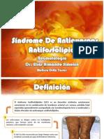 Síndrome de Anticuerpos Antifosfolipidos