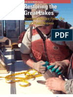 Great Lakes Restoration Initiative Success 2011 Book FWS