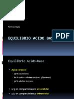 1.- Equilibrio Acido Base (1)