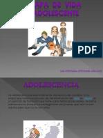 Diapositivas Adolescente