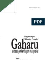 Isi Buku Gaharu 5 Januari 2011 Full Size