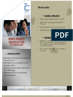 DAILY-EQUITY-REPORT By Epic Research (25-01-2013)
