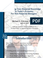 Improving Your Financial Knowledge