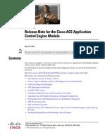 ACE module