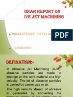 ABRASIVE JET MACHINING.ppt