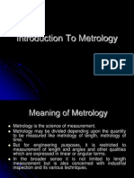 Introduction to metrology.ppt