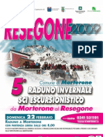 Resegone Volant A4 2009