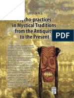 Psycho Practices in Mystical Traditions From the Antiquity to the Present
