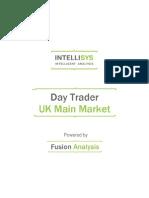 day trader - uk main market 20130125