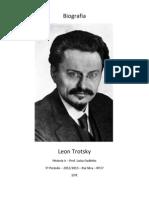 Bibliografia de Leon Trotsky